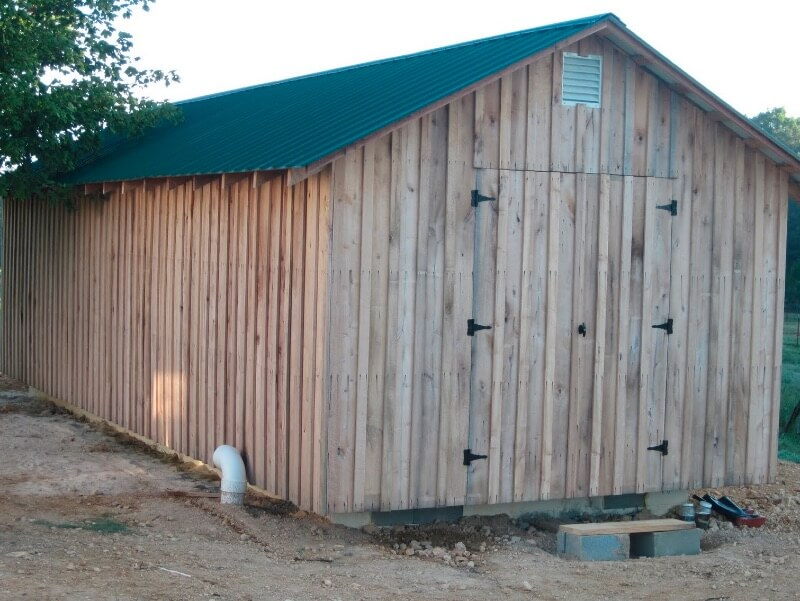 Homemade root cellar DIY
