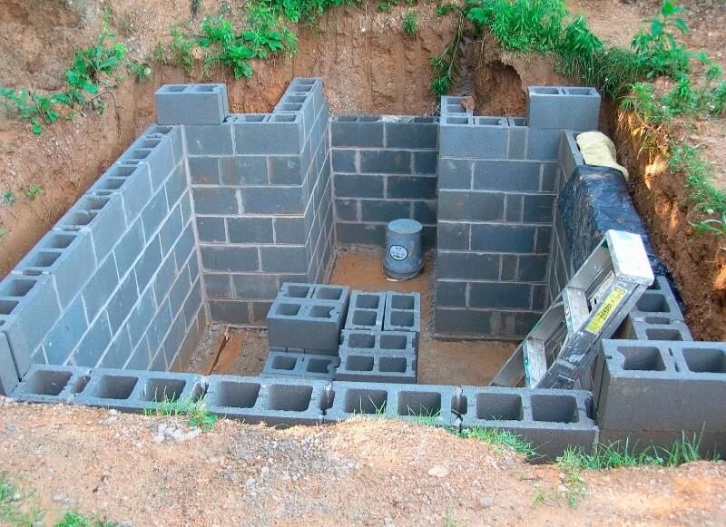 Underground Root Cellar